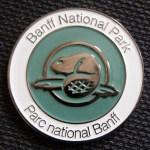 Banff National Park Geocoin