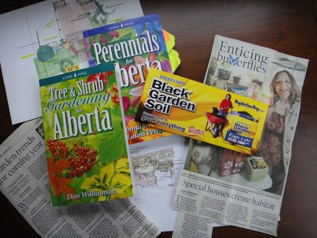 Researching perennials