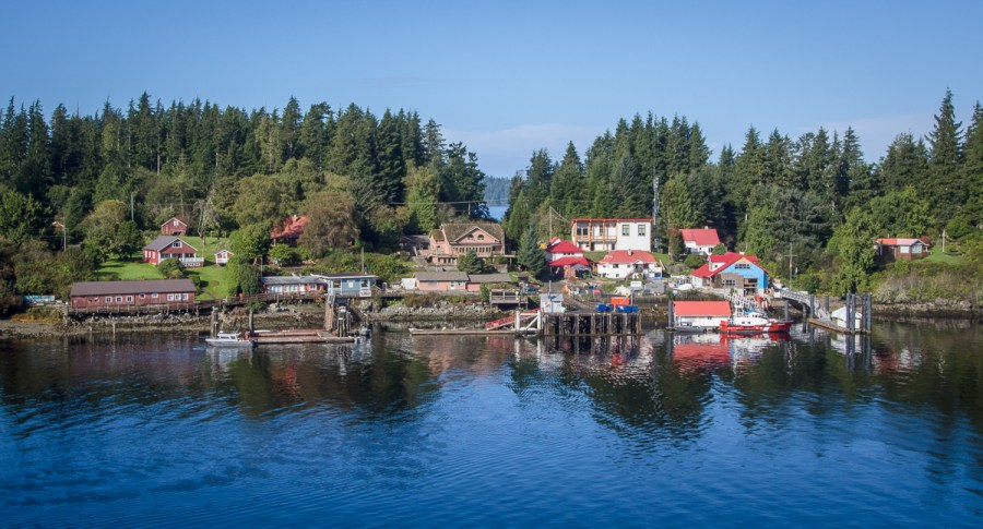 West Bamfield