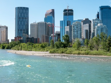 Bow-River-Pathway