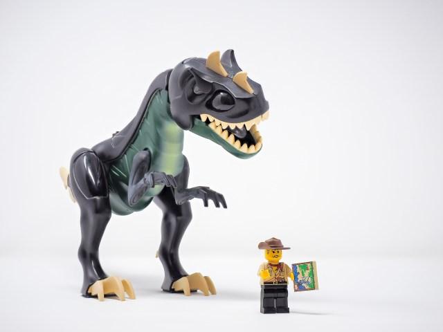 LEGO-dinosaur