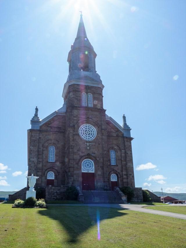 church-along-cape-breton-trail