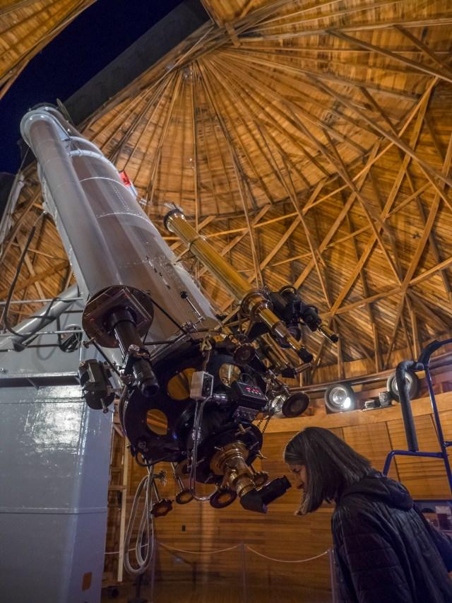 clark-telescope-lowell-observatory