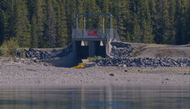 hydroelectricity infrastructure