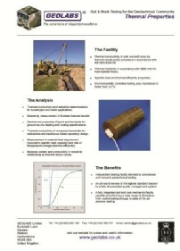 brochure geolabs