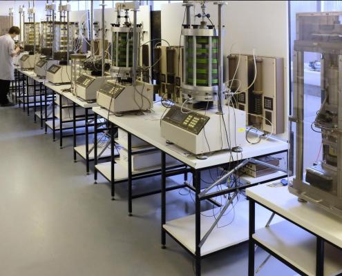 Advance Lab at Geolabs Ltd