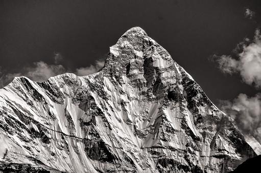 Nanda Devi Glacier