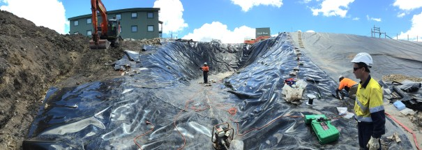 Altitude HDPE Lining
