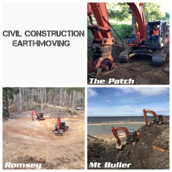 Geoline Earthmoving Contractos