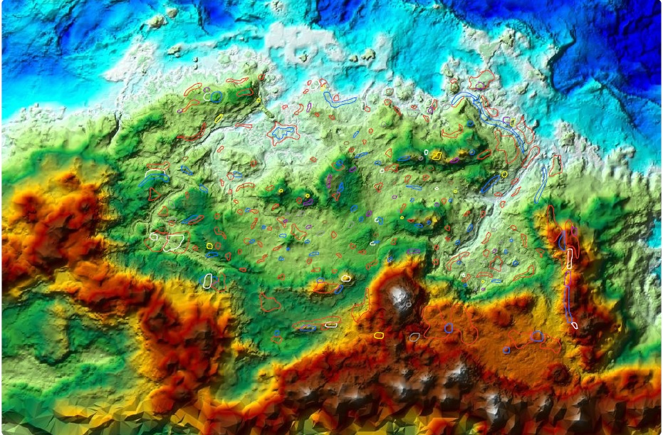mapping | Geo-HeritageScience