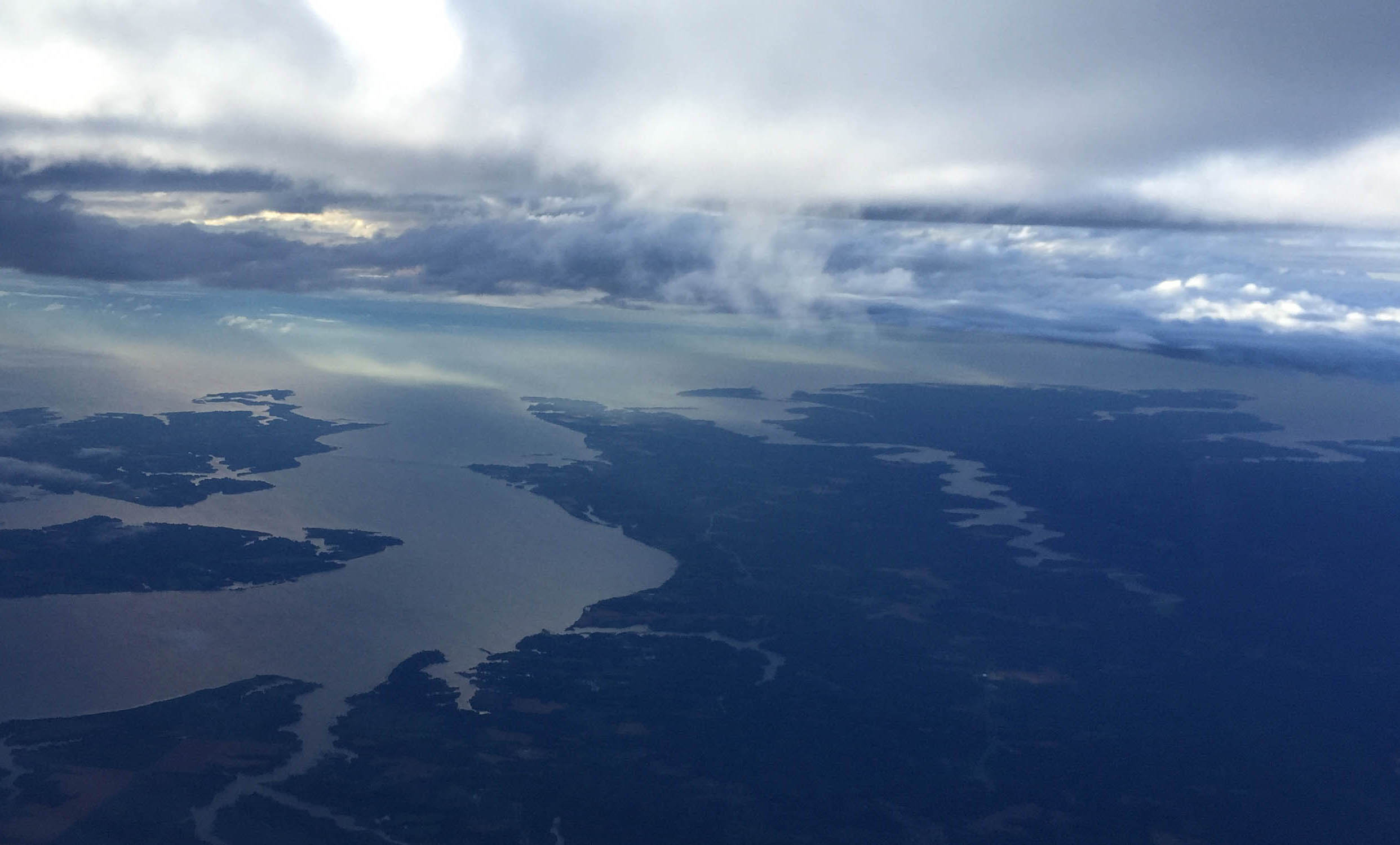 Mouth of the Rappahannock River - The Geology of Virginia