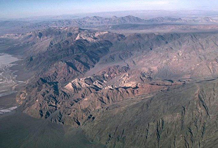 Black Mtns with Copper Canyon Turtleback