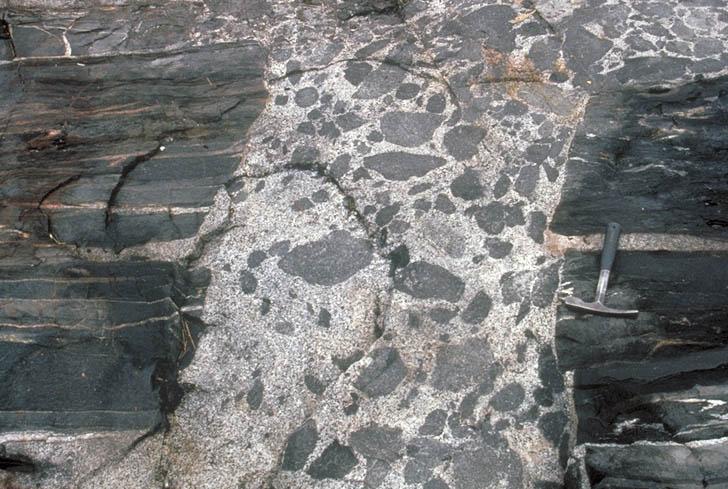 Weathering Of Granite Rock