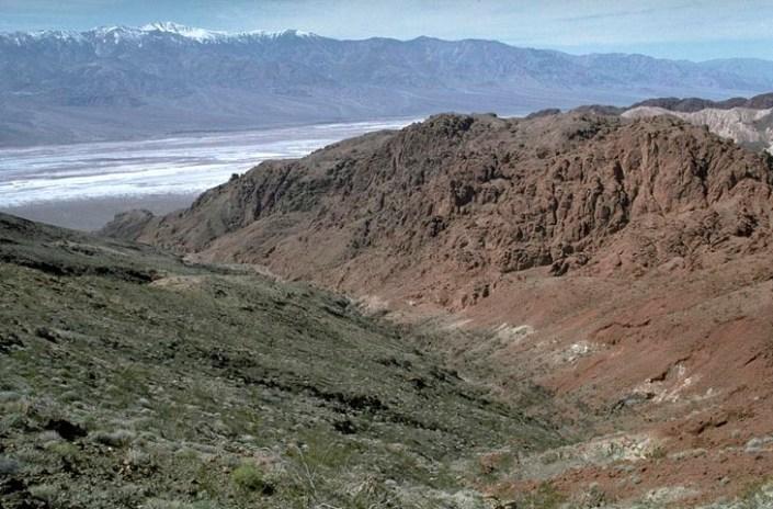 Copper Canyon Turtleback fault
