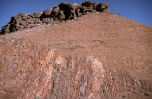 Buttress Unconformity
