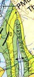 Frypan map