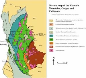 Klamaths Redwoods Slr