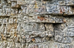 Structural Geology Wall Stone