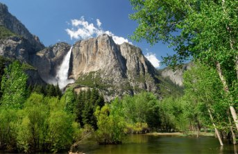 Yosemite National Park. Image from ?