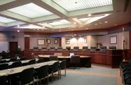 Room where the board of directors hold meetings.