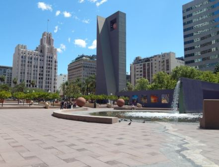 Pershing Square. Photo by Laylita Day.