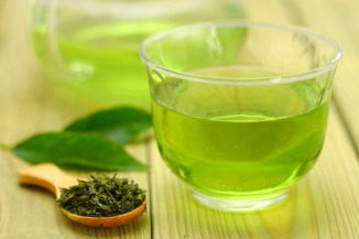 Green tea. Image from Google Images.