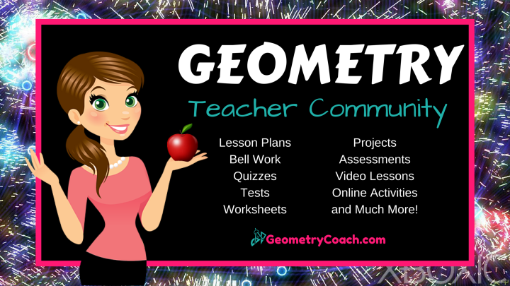 Geometry Lesson Plans