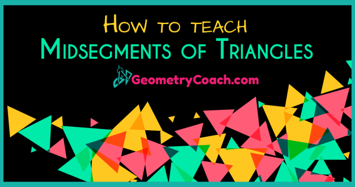 Mid-segments of Triangles Worksheet with Answers