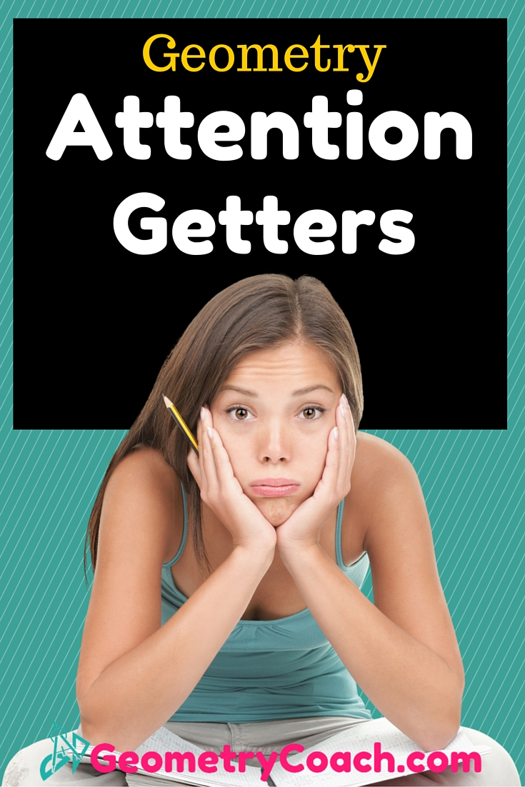 Geometry Attention Getters