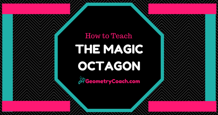 The magic octagon - geometry - rigid motion