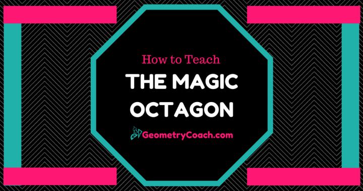 The magic octagon - geometry - rigid motion