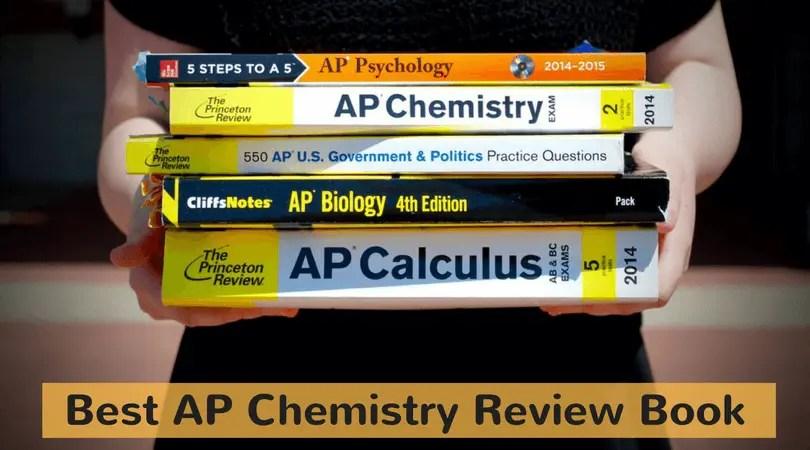 Best AP Chemistry Book Reviews