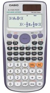 Casio – FX-115ES Plus