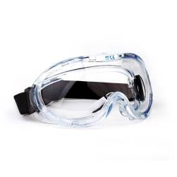 TR Industrial Anti-Fog Approved Wide-Vision Lab Safety Goggles