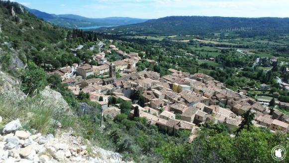 Village Moustiers-Sainte-Marie