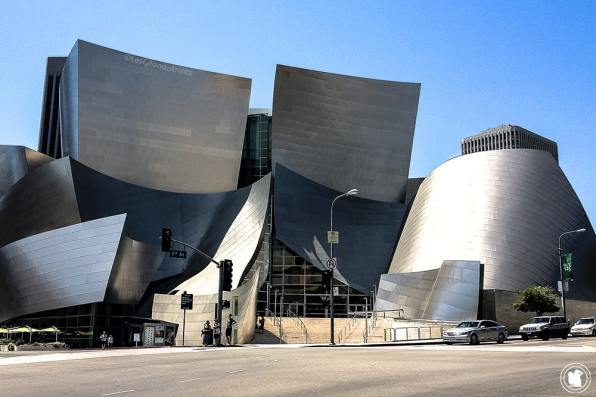 Walt Disney Concert Hall à Los Angeles
