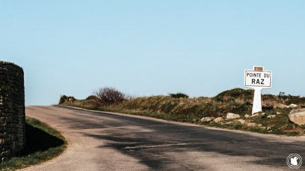 Pointe du Raz, Bretagne