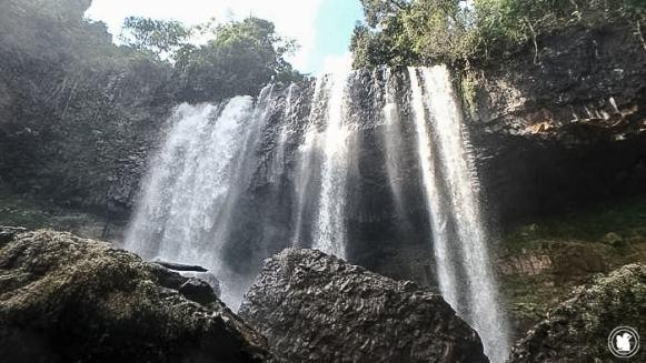 Tad Tayicsua 1, Laos