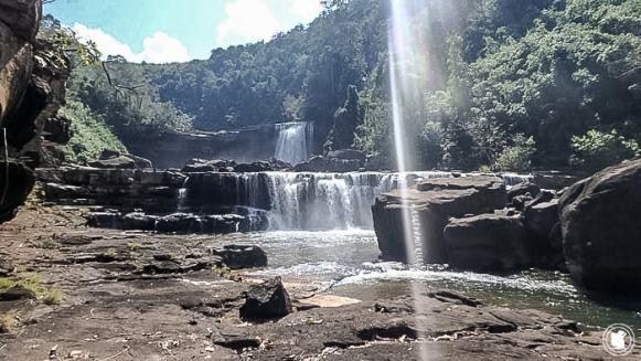 Tad Tayicsua 4 et 5, Laos