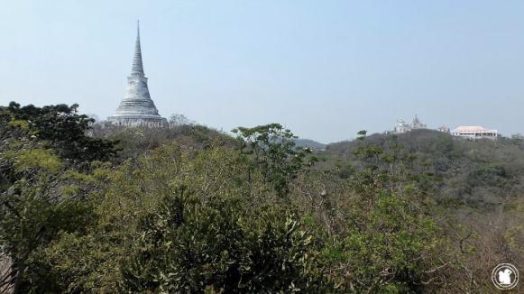 Phra Nakhon Kiri Temples, Thaïlande