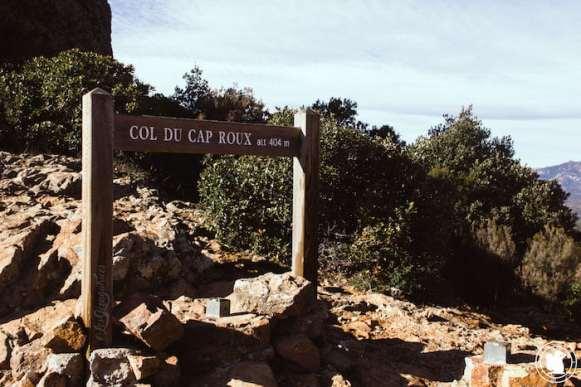Col du Cap Roux, Saint-Raphael