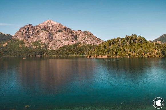 Mirador del Lago Moreno, Bariloche, Argentine