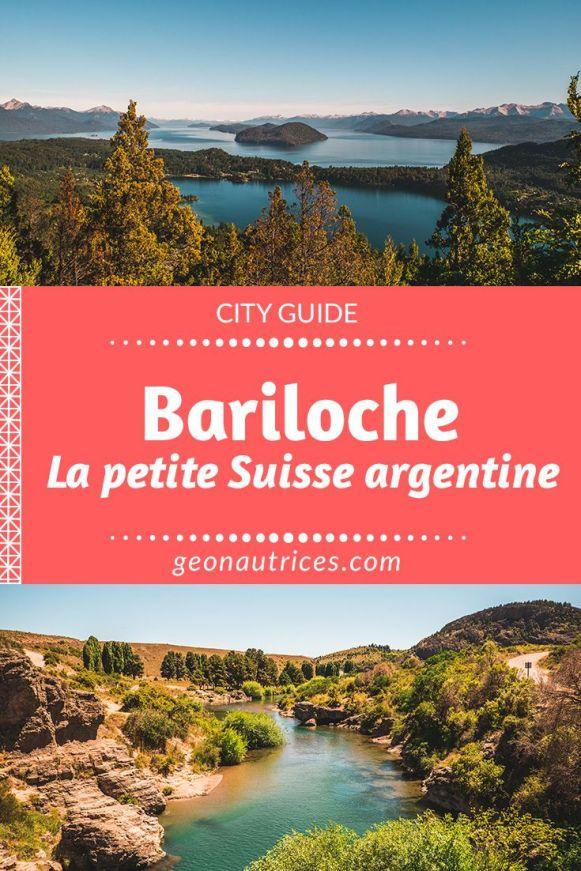 San Carlos de Bariloche, porte d'entrée vers le Parc National Nahuel Huapi, mérite sa célébrité. Mais nous, comme tant d'autres, si nous y allons, c'est bien pour la nature et le parc. Bon et aussi un peu pour ses glaces, son chocolat et ses bières, c'est vrai. Venez donc en apprendre plus sur la petite Suisse andine et prenez en plein les yeux ! #bariloche #argentine #travel #lac #nature #trek