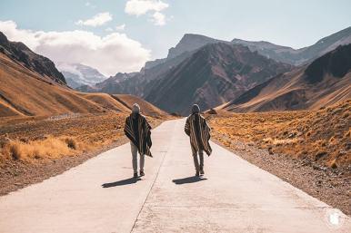 Deux bretons vers l'Aconcagua