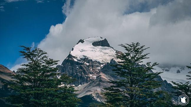 Cerro Solo, visible depuis le Mirador