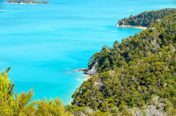 Abel Tasman - Nouvelle-Zélande
