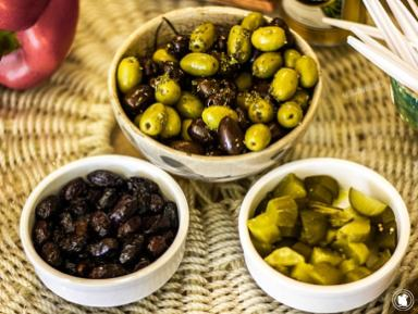 Dégustation Olives Yancanelo - San Rafael
