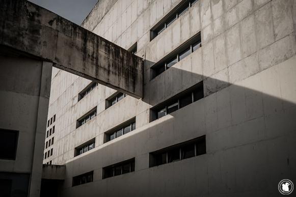 Bâtiment au campus de Cordoba