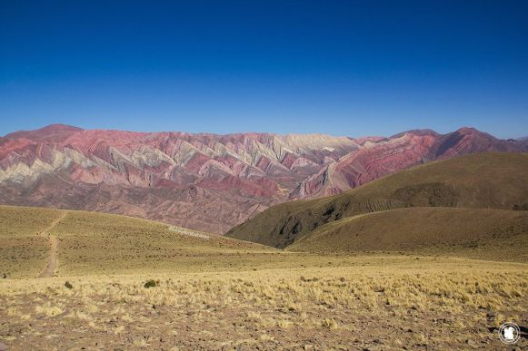 Cerro Hornocal - Montagne aux 14 couleurs en Argentine