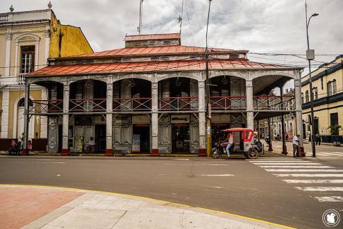 Casa de Fiero à Iquitos